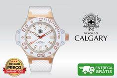 The World of Calgary, é design, qualidade, beleza e, sobretudo, ousadia e espontaneidadeModelos exclusivos para Homens e Mulheres, o presente perfeito!