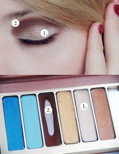 Make-up tricks ( video) Makeup Tips, Hair Makeup, Makeup Stuff, Make Up Tricks, How To Make, Kristina Bazan, How To Feel Beautiful, Beautiful Boys, Makeup Inspiration