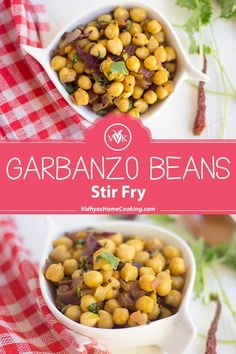 A perfect side for your rice and a perfect mid-morning or mid-afternoon snack. This garbanzo beans sundal is an easy-to-make stir-fry with onion which is full of vitamins and proteins. Gluten Free Recipes Side Dishes, Gluten Free Recipes For Lunch, Vegan Indian Recipes, Delicious Vegan Recipes, Snack Recipes, Best Vegan Snacks, Healthy Snacks, Vegan Dinners, Vegan Food