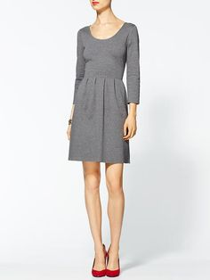 Want the shoes - tinley road | bleecker dress