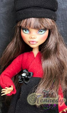 ~Kennedy~ MH Clawdeen Wolf DT by Rogue R. Lively