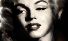 Marilyn Monroe by #Bottelho