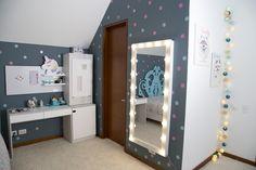 Escritorios abatibles Decor, Furniture, Vanity Mirror, Room, Vanity, Home Decor