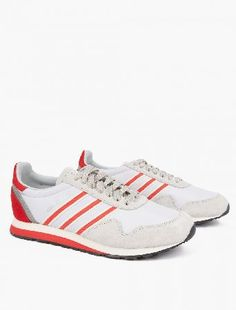 Adidas Originals SPZL Harwood Sneakers The adidas Originals SPZL Harwood Sneakers for AW16, seen here in Clear Grey and Ray Red. - - - adidas continue to delve into their extensive archives for their ongoing SPEZIAL series, presenting this http://www.MightGet.com/january-2017-13/adidas-originals-spzl-harwood-sneakers.asp