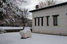 Snowing #sculpture #leonesp