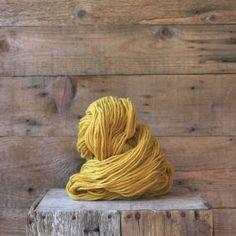 Harvest Wool - Sunshine