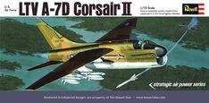 Revell A-7D Corsair II '68