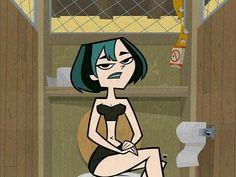 Gwen From Total Drama Island | Image - Gwen bikini confess.jpg - Total Drama Wiki