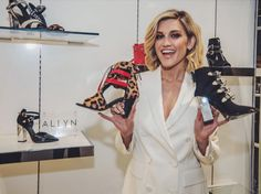 Read the interview with our February cover star Ashley Roberts as we chat about the launch of her new footwear brand ALLYN Collections.  experienceluxury.co/ashley-roberts-interview-allyn
