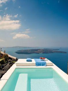 M e d i t e r r a n e a n <3 ... what a view | Dream Homes, visit http://www.pinterest.com/davidos193/