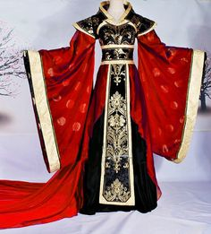 chinese clothing ANTIQUITIES : More At FOSTERGINGER @ Pinterest