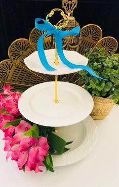 Noritake Azalea Hand Painted 1930 3 Tier Cake Stand Reserved | Etsy 3 Tier Cake Stand, Tiered Stand, Wedding Cake Stands, Unique Wedding Cakes, 3 Tier Serving Tray, Bridal Shower Centerpieces, Noritake, Dessert Table, Alaska