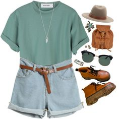 fashion tag A fashion look from May 2015 by theonlynewgirl featuring Jigsaw, Amber Sceats, American Apparel, Hat Attack and beoriginal Hipster Outfits, Casual Outfits, Cute Outfits, Sport Outfits, Look Fashion, Fashion Outfits, Womens Fashion, Nerd Fashion, Fashion Tag