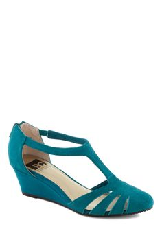 BC Shoes Why Wait? Wedge