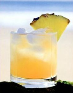Preggie Paradise - a cocktail for a mommy-to-be (actually sounds pretty good)