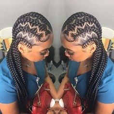 A Fashionable Look On Your Hair With Braids Best Braids For Black Women Protective Styles Ideas Hair Growth Ideas 50 Exquisite Box Braids Hairstyles That Really Impress Feed In Braids Hairstyles, Black Kids Hairstyles, Black Girl Braided Hairstyles, Braided Ponytail Hairstyles, Black Girl Braids, Braids For Black Hair, Girls Braids, Girl Hairstyles, 4 Feed In Braids