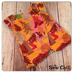 """Sew Chill 2t """"Yo Gabba and Friends"""" reversible lucy tunic top (custom) ...   www.etsy.com/shop/sewchill - contact us for a custom spot"""