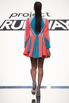 0d6586c8275a61 Project Runway Season 15 Ep. 3 Transitions Fashion Show Outfit By Nathalia  Jmag