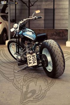 ural chopper by customstroy