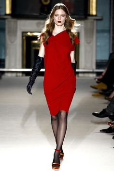 Roksanda Fall 2011 Ready-to-Wear Fashion Show