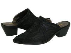 Roper - Fashion Mule (Black) Women's Clog Shoes