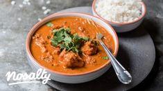Vajas csirke | Nosalty Garam Masala, Naan, Chili, Grilling, Curry, Ethnic Recipes, Food, Gourmet, Diet