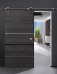 modern sliding barn doors - Bing images