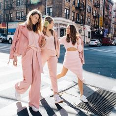 Millennial pink is hot! The shade that keeps on giving is not only for fashion but looks great in your home too. Here are some fresh Millennials rocking the look. Click on the post for more...
