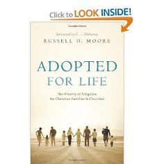 love, love, love. awesome book on the doctrine of adoption & why all  christians are called to care for orphans!