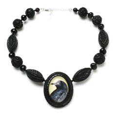 Raven Necklace Designer:  Hotcakes Design $123