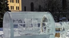 St Paul Winter Carnival: Ice sculptures, snow sculptures and ...