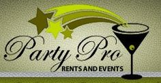 Party Pro Rents is the go to event rental center in Tulsa, OK.