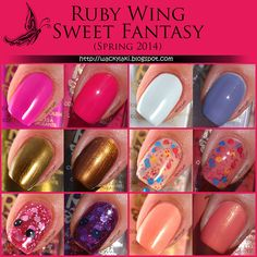 Ruby Wing Sweet Fantasy Collection Review