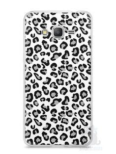 Capa Samsung Gran Prime Estampa Onça #3 - SmartCases - Acessórios para celulares e tablets :)