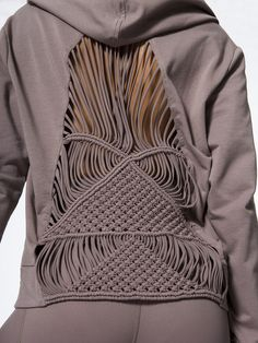 Gili Hoodie Sweatshirts in Beige by Carbon38 from Carbon38