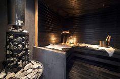 Sauna Shower, Sauna House, Sauna Steam Room, Outdoor Sauna, Sauna Design, Finnish Sauna, Backyard Buildings, Spa Rooms, Home Spa