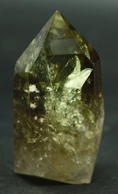 Polished Golden Citrine Crystal Brazil  Mineral Specimen for