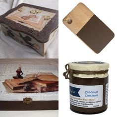 Colores Mary Paint - MaryPaint - Chocolate