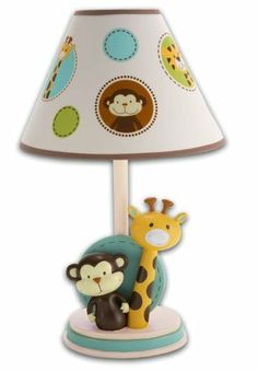 NoJo Jungle Tales Lamp and Shade by Crown Crafts Inc, http://www.amazon.com/dp/B0017WVRLQ/ref=cm_sw_r_pi_dp_d5Pisb1M6Q45N