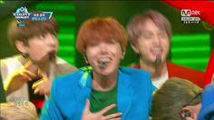 161013 엠카운트다운 방탄소년단(BTS) - Am I Wrong by플로라