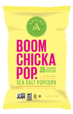 100% awesome, 0% guilt. Perfectly sea-salted, this otherwise classic popcorn clocks in at a mind-boggling 35 calories per cup. made to our exacting, naturally simple standards.