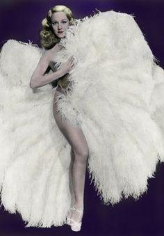 Sally Rand, 1933 Chicago World's Fair.