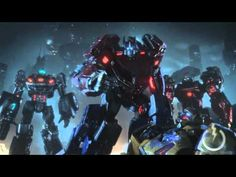 Transformers: Fall of Cybertron Official Trailer (War for Cybertron 2)