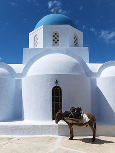 PYRGOS, SANTORINI | EMMA YOUNG | Flickr