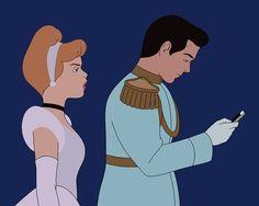 Artist Reimagines Disney Characters in Bleak 2017 - Disney Illustrations