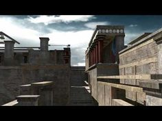Digital Reconstruction of Knossos Palace Reconstruction Crete My other work and website can be found at: http://greenergames.net/ Created for love not money,...