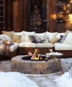 vuurkorf-wintertuin