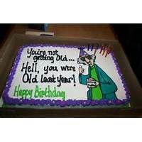 Maxine Happy Birthday Cake