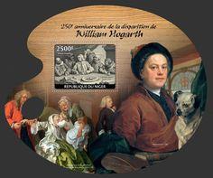 "NIG 14125 bWilliam Hogarth (""Columbus Breaking the Egg"" 1752)"