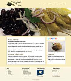 Grieks at Home - Bij Grieks at home worden de gerechten met veel zorg voorbereidt. Zo kunt u thuis van de Griekse keuken genieten, zonder dat u de deur hoeft uit te gaan. http://www.grieksathome.nl